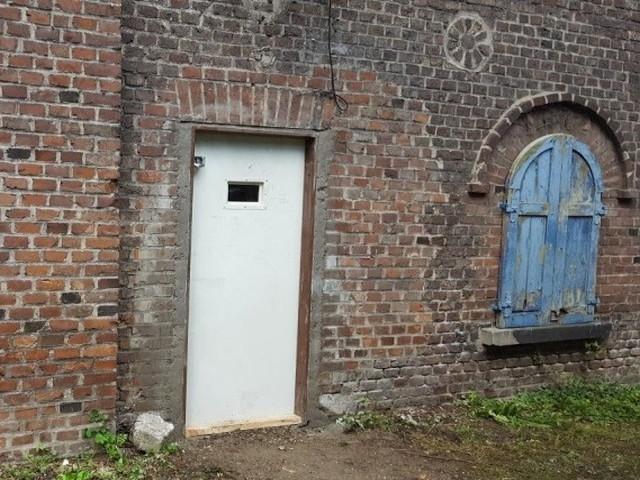 Hintere Türe